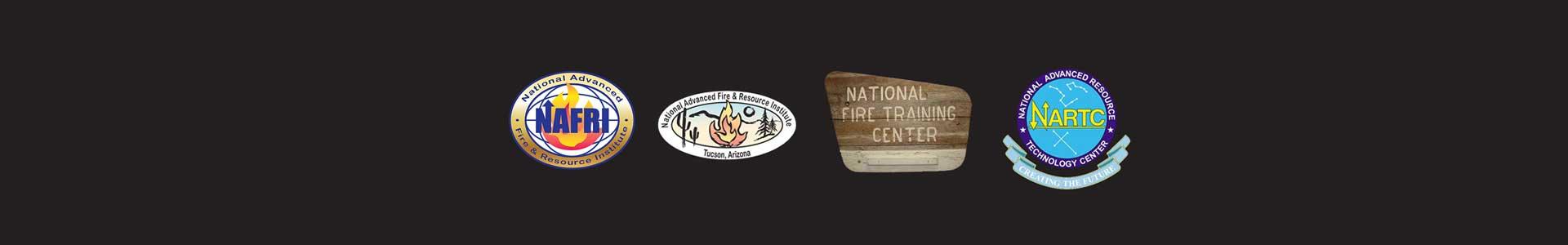 NAFRI Historical Logos