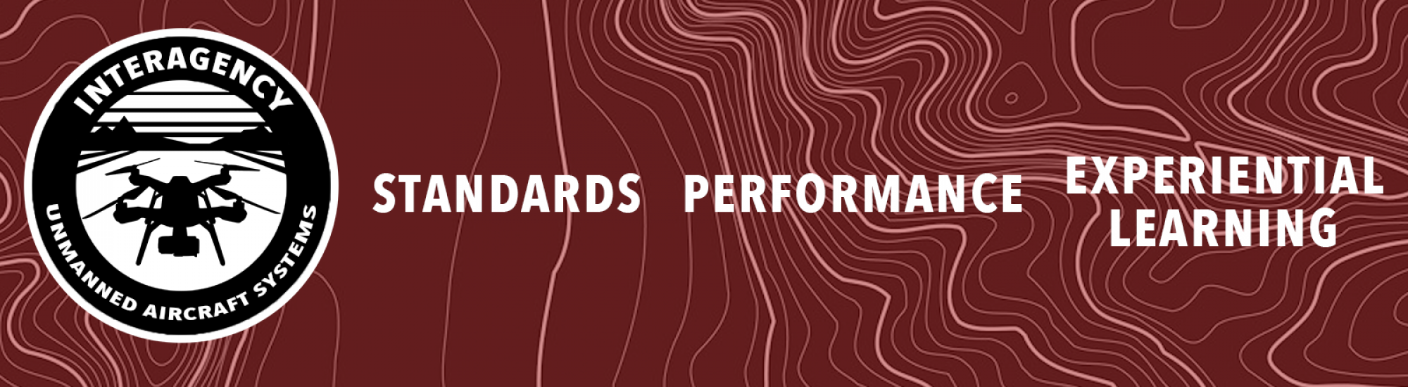 UAS Red Standards Performance Experiential Learning Banner