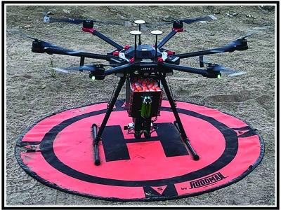 Aerial Ignition UAS