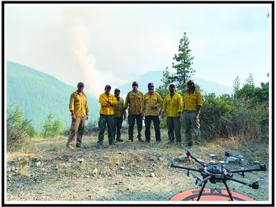 Group of UAS Pilots