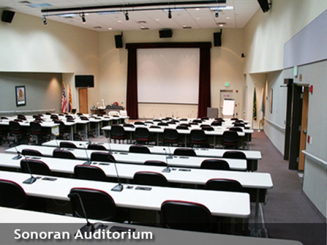 Sonoran Auditorium
