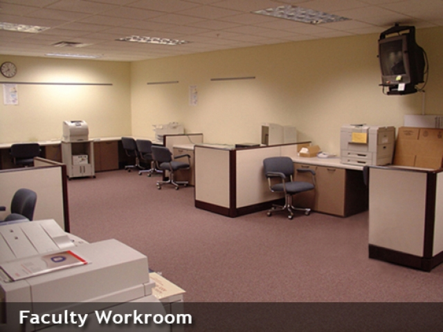 Faculty Workroom