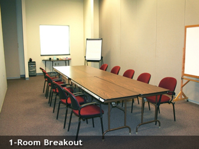 One Room Breakroom