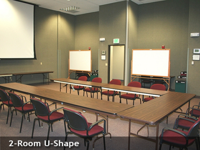 Two Room U Shape