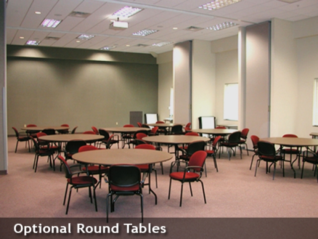 Optional Round Tables